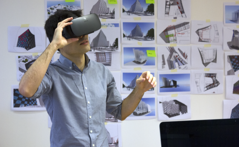 aqso, virtual reality, BIM, modelling, information, documentation, efficiency, project development