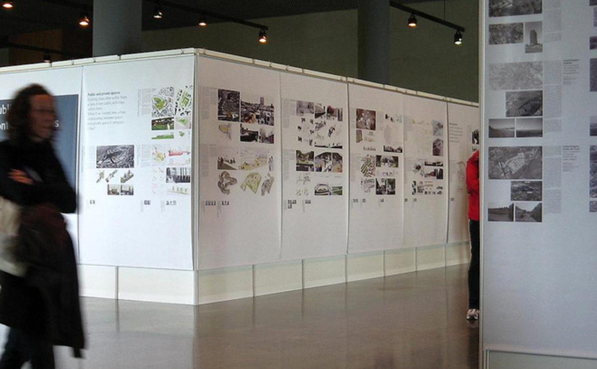 Europan 9 exhibition