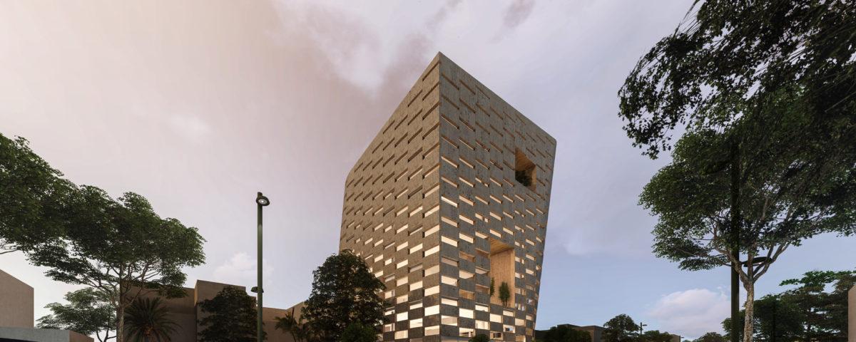 aqso_parametric facade_BIM