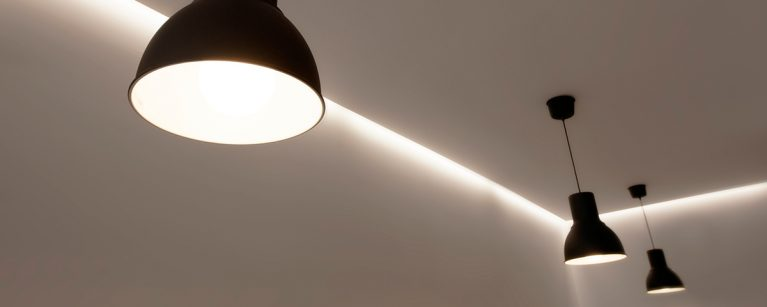 indirect, lamp, lighting, linear, suspended-ceiling