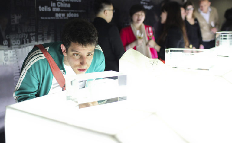 muestra (un)made in China en Shanghái