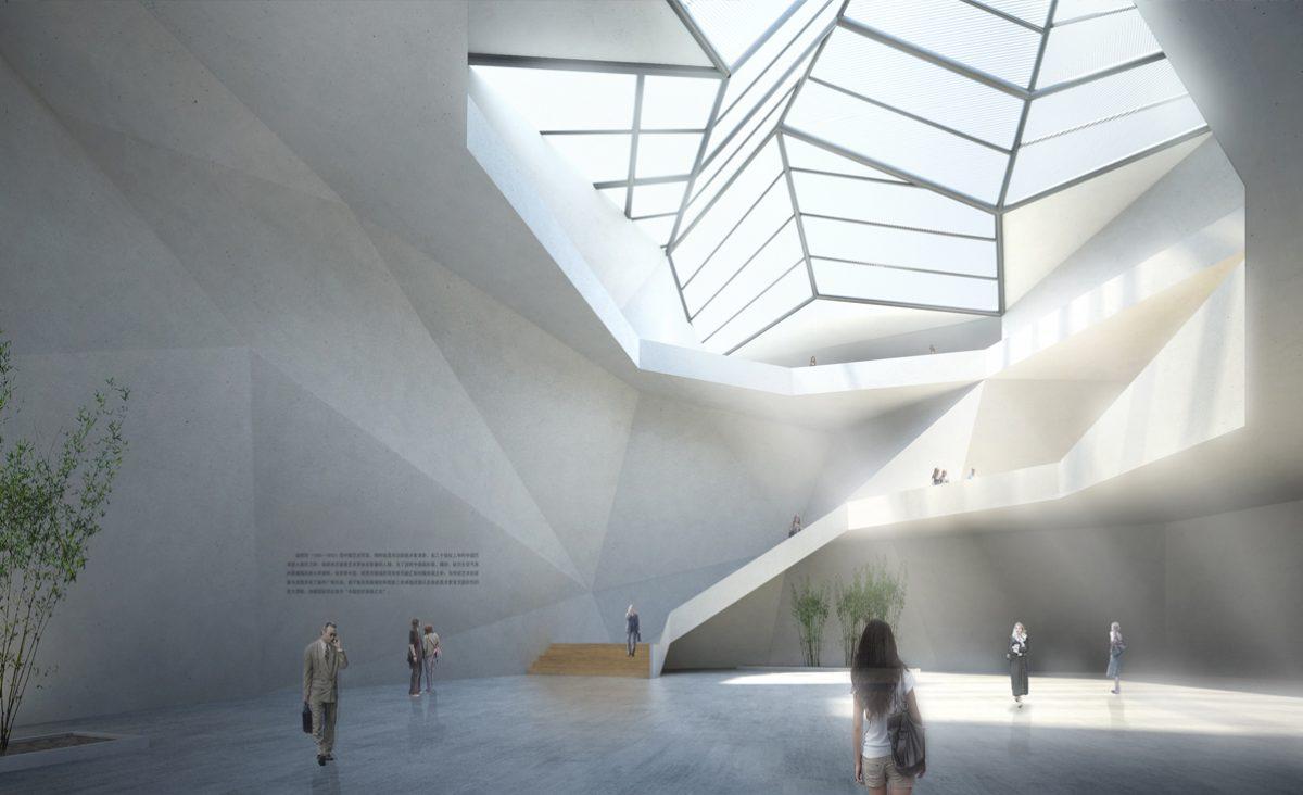 architecture against noise