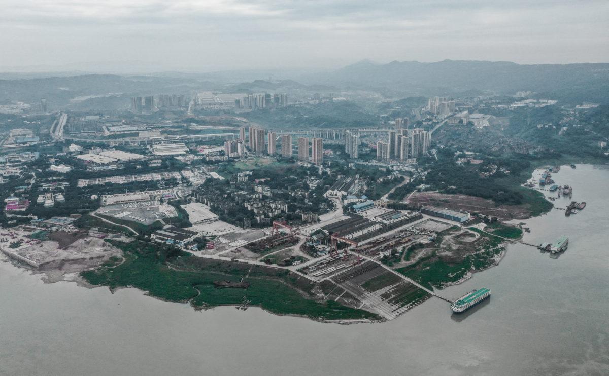 Planeamiento de Tangjiatuo