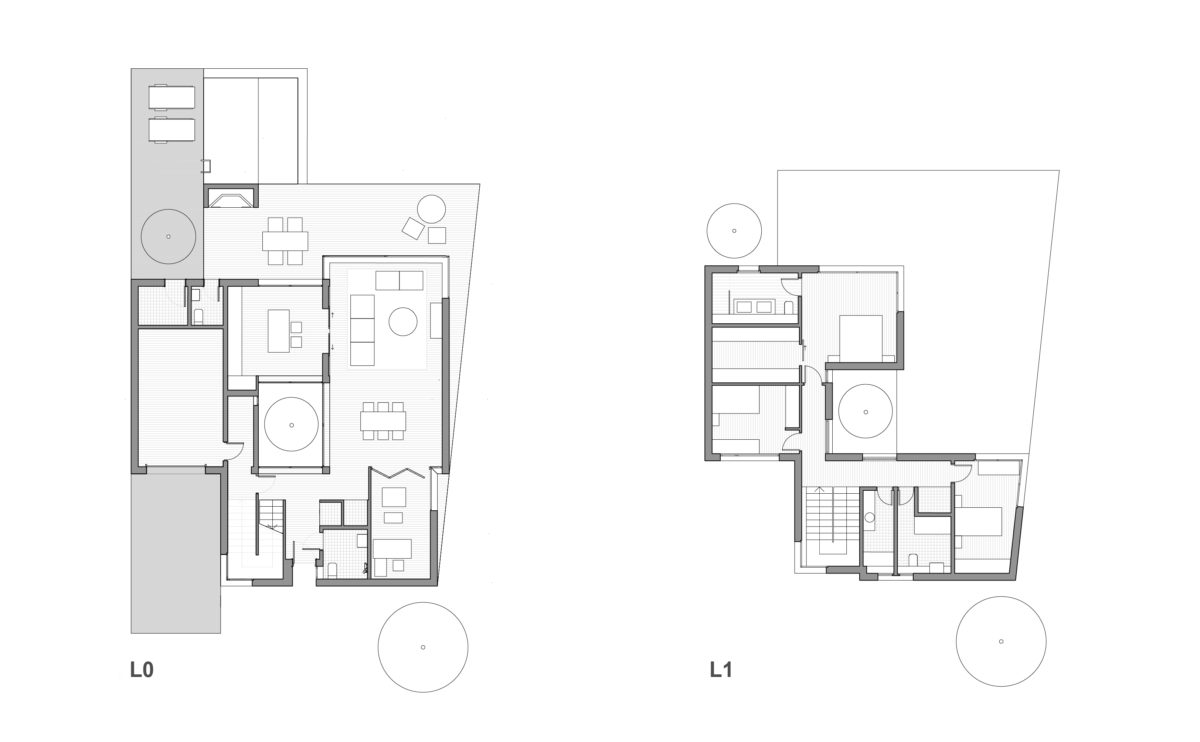 floor plan layouts