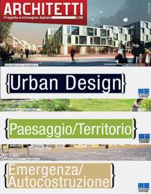 architetti e-zine, Emergency / Self-fab / Landscape / Territory / Housing