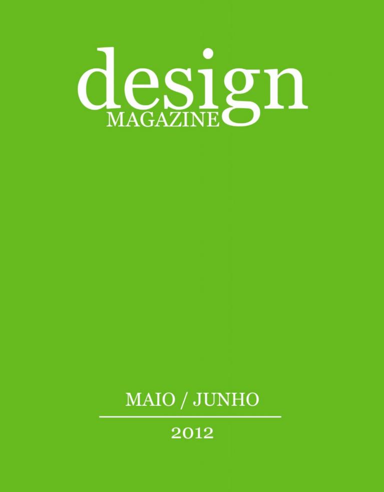 Design Magazine Portugal Tiago Krusse