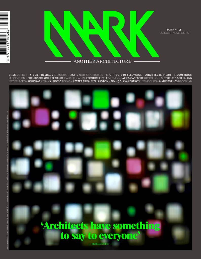 mark magazine