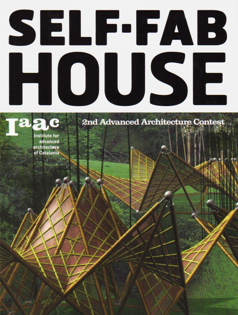 Self-fab house book cover